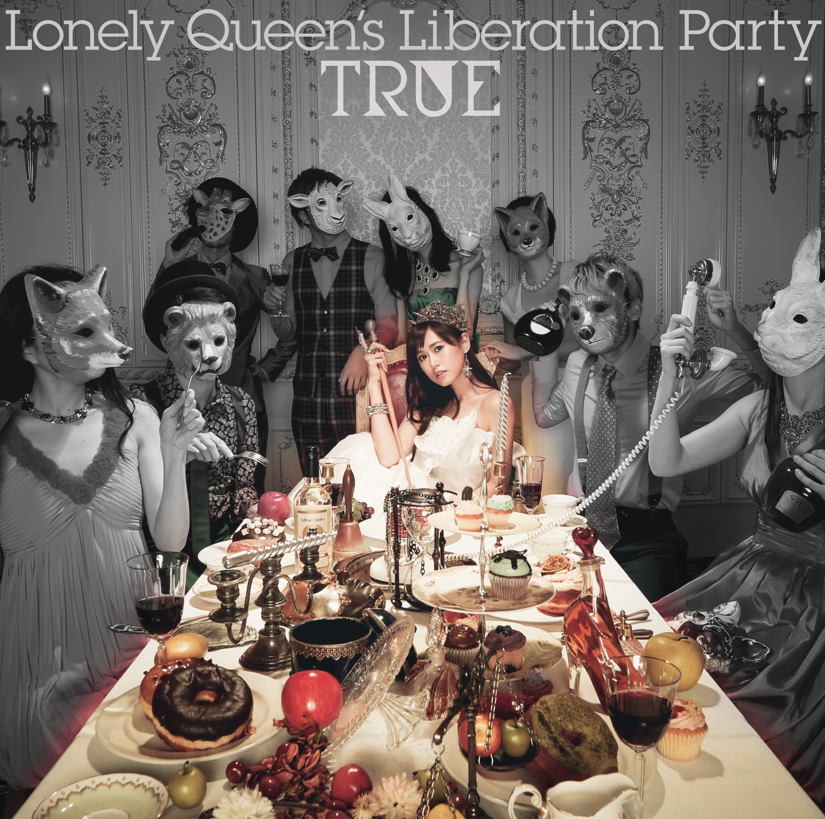 Lonely Queen's Liberation Party 通常盤